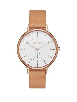 skagen-anita-light-brown-leather-strap-l