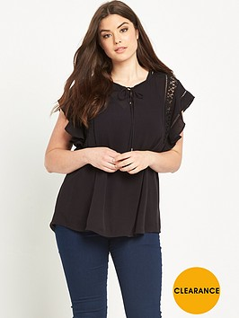 so-fabulous-crochet-insert-tie-front-blouse