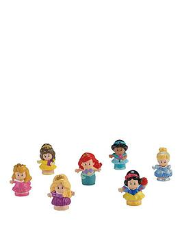 fisher-price-little-people-disney-princess-figure-pack