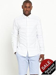 v-by-very-long-sleeve-stripe-oxford-shirt
