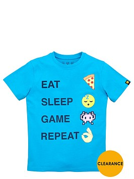 emoji-boys-slogan-t-shirt