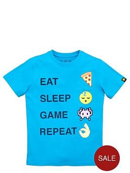 emoji-boys-slogan-t-shirt