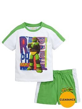 teenage-mutant-ninja-turtles-boys-raphael-t-shirt-and-shorts-set