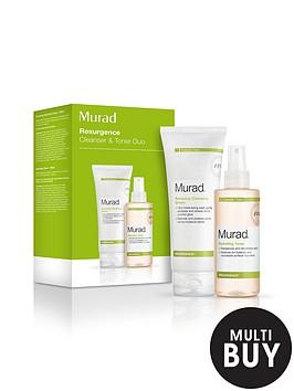murad-renewing-cleansing-cream-and-hydrating-toner-duo-amp-free-murad-hydrating-heroes-set
