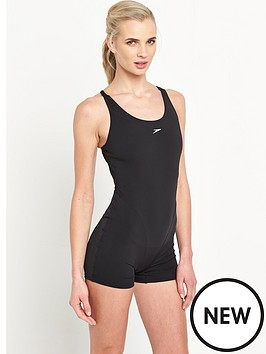 speedo-essential-endurance-legsuit-black