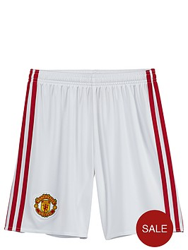 adidas-manchester-united-1617-youth-home-shorts