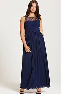 little-mistress-curve-embellished-maxi-dress-navy