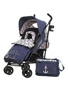 obaby-zeal-stroller-bundle--little-sailor