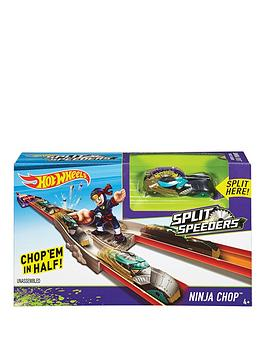 hot-wheels-split-speeders-ninja-chop-track-set