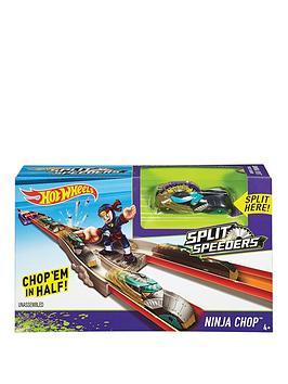 hot-wheels-split-speeders-ninja-chop-track-set