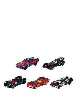 civil-war-character-car-5-pack