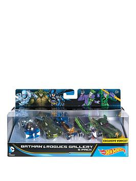 batman-vs-superman-character-car-5-pack