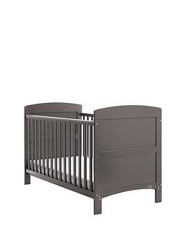 obaby-grace-cot-bednbspincludes-free-mattress
