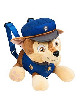 paw-patrol-chase-plush-backpack