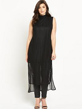 so-fabulous-double-layer-lace-longline-top