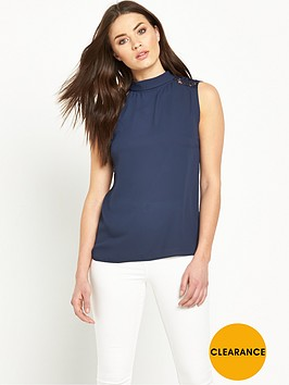v-by-very-lace-insert-high-neck-blousenbsp