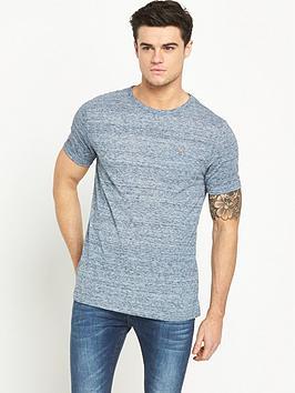 river-island-textured-short-sleeve-t-shirt