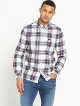 Lee Jeans button down check shirt