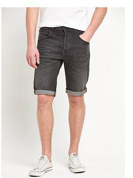 lee-denim-shorts