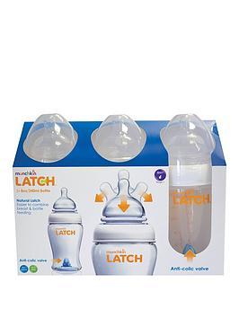 munchkin-latchtrade-3-pack-8oz-240ml-bottle