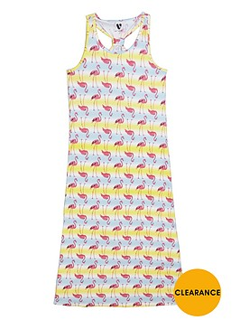v-by-very-girls-flamingo-maxi-dress