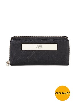 guess-zip-around-purse