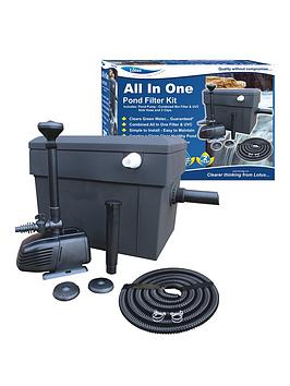 lotus-all-in-one-pond-filter-kit-1500ltr-pump-amp-8-watt-uv