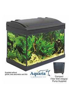 lotus-aquaria-fish-tank-set-43-23ltrs-including-lighting-pump-and-filter