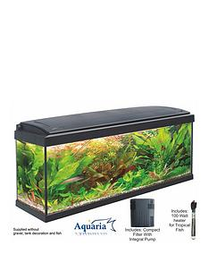 lotus-aquaria-fish-tank-set-100-93ltrs-including-led-lighting-100-watt-heater-pump-and-filter