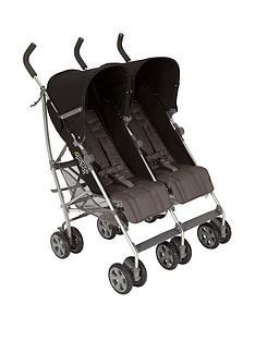mamas-papas-kato2-twin-buggy-blackgrey