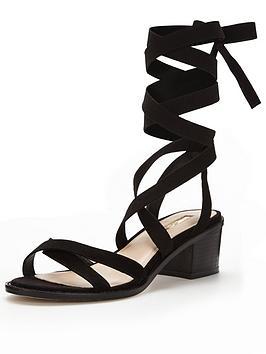 miss-selfridge-wrap-block-heel-sandal