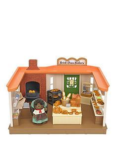 sylvanian-families-brick-oven-bakery