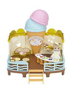 sylvanian-families-ice-cream-shop
