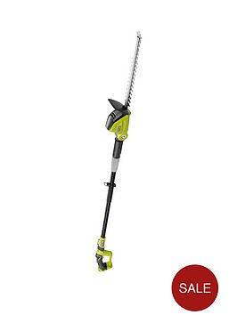 ryobi-opt1845-18v-one-cordless-45cm-pole-hedge-trimmer-bare-tool