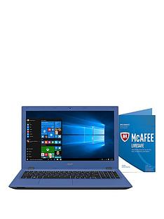 acer-aspire-e5-573-intelreg-coretrade-i3-processor-4gb-ram-1tb-hard-drive-156-inch-laptop-with-mcafee-livesafe-and-optional-microsoft-office-365-home-ndash-blue