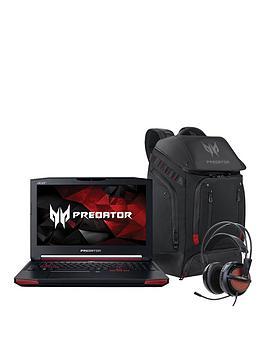 acer-predator-g9-791-intelreg-coretrade-i7-processor-16gb-ram-1tb-hard-drive-amp-128gb-ssd-173-inch-pc-gaming-laptop-with-nvidia-gtx-970m-graphics-and-free-predator-backpack-and-headset