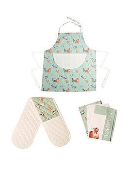price-kensington-farmhouse-kitchen-textile-set