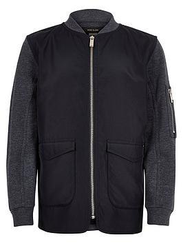 river-island-boys-nylon-bomber-jacket