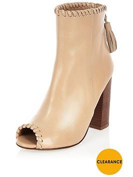 river-island-leather-peep-toe-shoe-boot