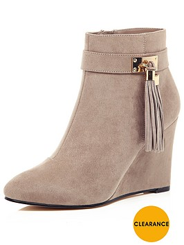 river-island-wedge-ankle-boots