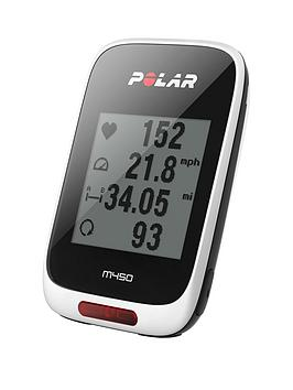 polar-cycling-m450-with-hr