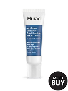 murad-free-gift-anti-aging-moisturizer-spf-30nbspamp-free-murad-age-reform-exfoliating-cleanser-200ml