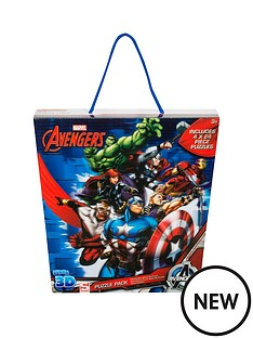 avengers-age-of-ultron-avengers-4-pack-puzzle