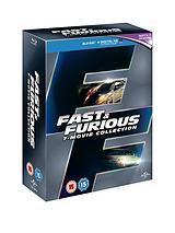 Fast & Furious 1-7 Blu-Ray Boxset