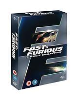 Fast & Furious 1-7 DVD Boxset