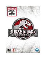 Jurassic Park Collection: 4 DVD Boxset