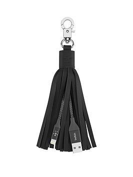 belkin-mixit-lightning-to-usb-leather-tassel-black