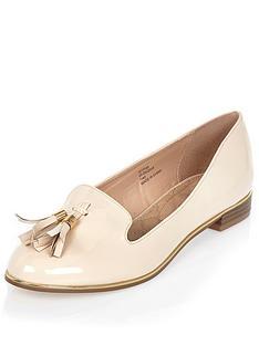 river-island-tassel-slipper-shoe