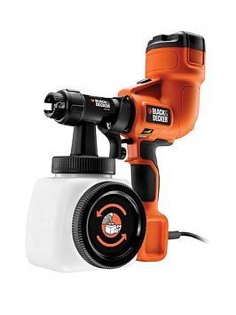 black-decker-hvlp200-gb-400w-handheld-fence-paint-sprayer