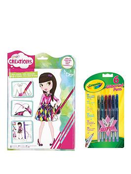 crayola-fashion-designer-set